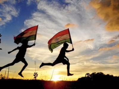 آزادی ، جدوجہد، مسلمان ، تاریخی سچائی اور ملک کی ترقی  یوم آزادی مبارک ہو۔