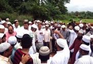Foundation stone laid for 'Juma Masjid' of Mirjan in Kumta