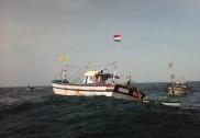 بھٹکل:نیترانی جزیرے کے قریب بوٹ غرقآب :25 ماہی گیر بحفاظت ساحل پہنچے