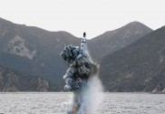 North Korea submarine missiles not ready until 2018: Experts