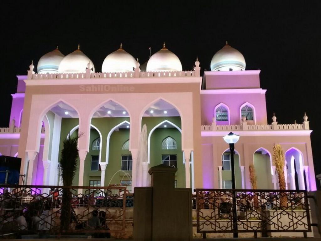 Karnataka C M Siddaramiah inagurated Haj Bhavan in Bangalore with all facilities under one roof