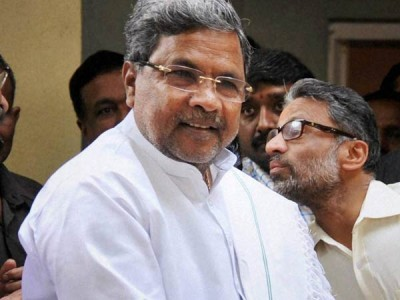 کرناٹک کو بی جے پی سے پاک ریاست بنایا جائے گا: سدرامیا