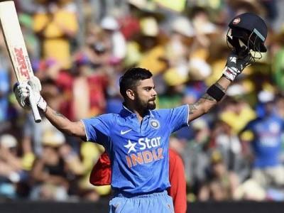 Kohli finishes as world's best batsman in ICC ranking
