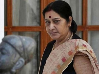 Decided not to contest 2019 polls: Sushma Swaraj