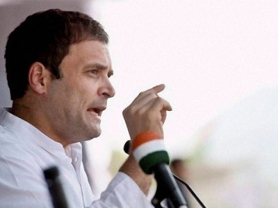 BJP's 4-yr govt: PM Modi 'fails' in Rahul's report card