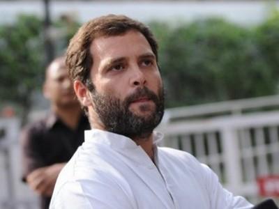 انتظار کیجیے گجرات انتخابات کے نتائج زبردست ہوں گے:راہل گاندھی