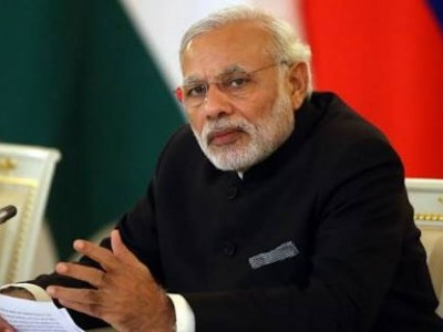 PM Modi slams Oppn for 'targeting, mocking' Vande Bharat Express