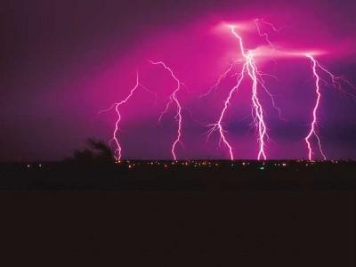 بجلی گرنے سے منڈگوڈ میں ایک خاتون ہلاک؛ دو دیگر شدید زخمی