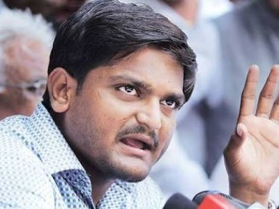 Hardik Patel detained in Ahmedabad ahead of hunger strike