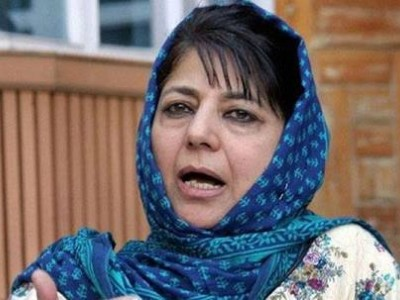Walk the talk: PDP chief Mehbooba to Pakistan PM Imran Khan on Pulwama attack