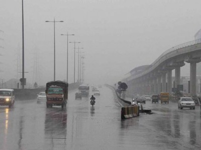 Rains lash parts of Punjab, Haryana; minimum temperatures rise