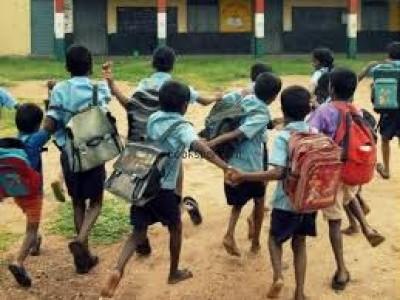 ا ب مدھیہ پردیش میں وکاس:تعلیم کی حالت خستہ، درست طریقہ سے حر ف آشنابھی نہیں طلبہ