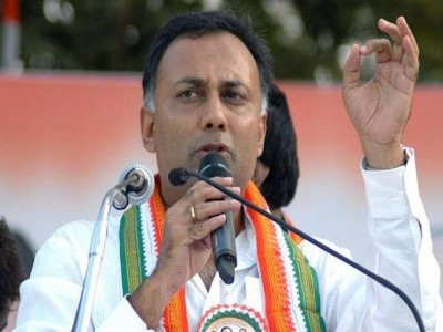 Cong Attacks BJP For 'Brazen Attempt' to Destabilise Karnataka Govt