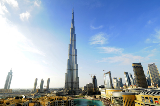 Dubai abu dhabi among world 39 s most expensive places for Luxury places in dubai
