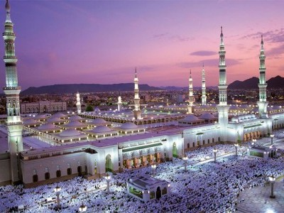 162,159 Hajj pilgrims arrive in Madinah