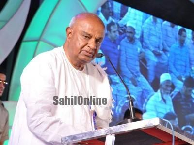 Kumaraswamy to enter national politics after completing full term as Karnataka CM: Deve Gowda