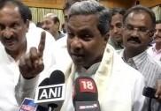 Kumta violence: Siddaramaiah, Cong leaders hit out at BJP