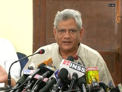 Modi's return to power will be 'death knell' to constitutional institutions: Yechury