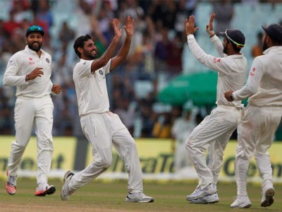 ہندوستان اور سری لنکا کے درمیان پہلا ٹیسٹ میچ ڈرا