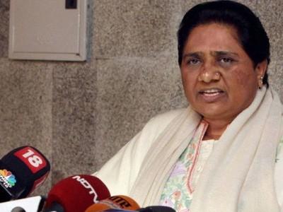 Mayawati not to contest Lok Sabha polls