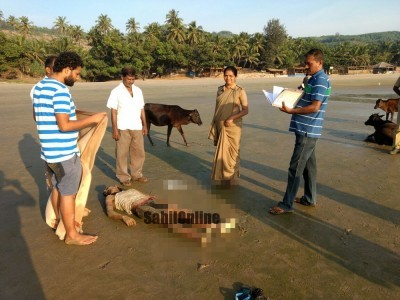 Two youths drowned while swimming at Gokarna beach; 1 died, 1 rescued