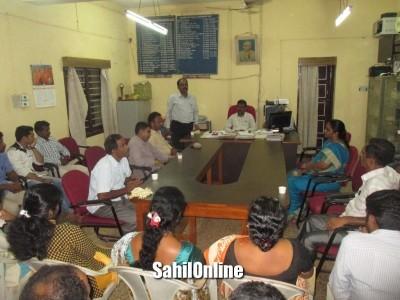 Bhatkal: Tahsildar (Grade-2) DG Hegde given a warm farewell