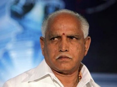 Cong accuses Yeddyurappa of trying to poach its MLA