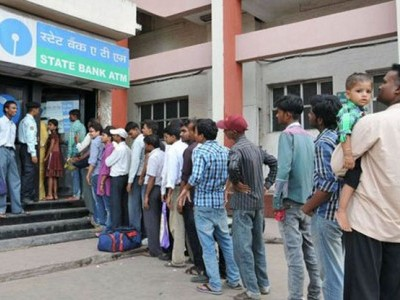 Another demonetization? Reports emerge of ATM's going dry in 10 states