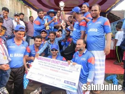 Murdeshwar Premier League end on a high note