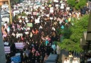 Mammoth rally in Hubballi to protest against interference in Muslim Shariah Law