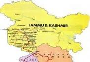 کشمیر میں حالات پرامن