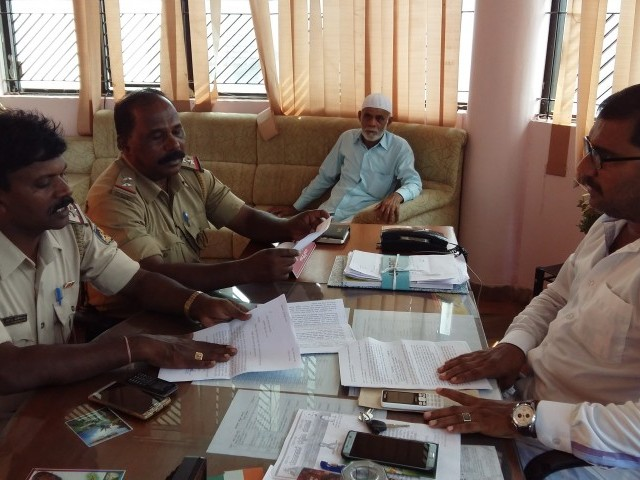 News Impact: Bhatkal police submit appeal to municipality for curbing unclaimed animal menace