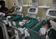 Koppal: Lucky woman gives birth to triplets