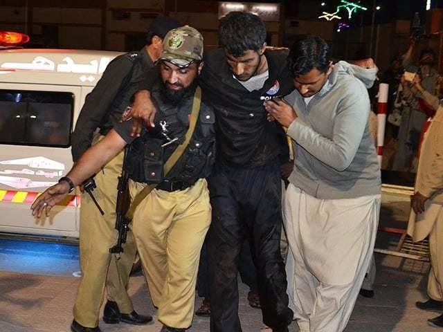 کوئٹہ:پولیس ٹریننگ کالج حملہ، 61جاں بحق، 116زخمی