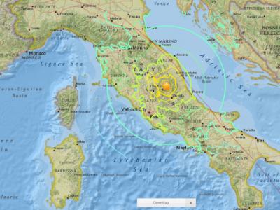 ایران میں زلزلے کے شدید جھٹکے، 290 زخمی