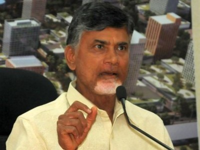 Andhra Pradesh CM Chandrababu Naidu says EVMs turning out to be big threat to democracy