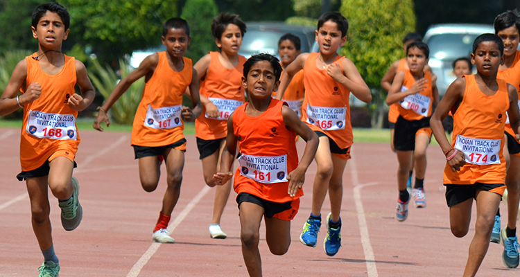 New Delhi Over 40000 Children Including 2500 Visually Impaired And 300 Differently Abled Will Run In The 21st Salwan Marathon To Be Organised On