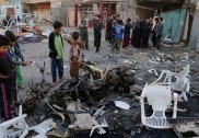 Baghdad: 17 killed in bombings in shopping areas