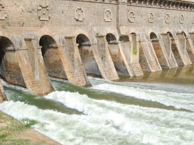 Karnataka yet to release 81 tmcft of Cauvery to TN, says K Palaniswami