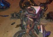 ہوناور کے کاسرگوڈ میں ٹینکر کی زد میں آکر بائک سوار ہلاک