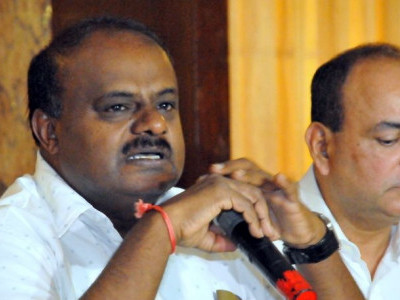 آج کمار سوامی کرناٹک کے 24ویں وزیراعلیٰ کا حلف لیں گے مسلم لیڈر کو نائب وزیراعلیٰ بنانے کا وعدہ جے ڈی ایس پورا کرے گی؟