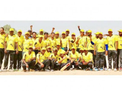 Reliance, Bhatkal, Jeddah Cricket Kings, Hyderabad Warriors and Challengers CC qualify