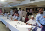 العین میں کینرا مسلم خلیج کونسل کا خوبصورت مشاورتی اجلاس؛ تمام مسائل یکجٹ ہوکر حل کرنے پر زور