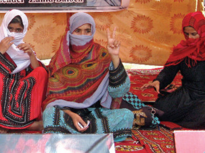 More than half million eligible women not registered as voters in Balochistan
