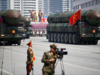 North Korea warns of 'super-mighty preemptive strike' as U.S. plans next move