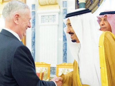 'It is in our interest to see a strong Saudi Arabia'