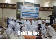 دبئی کے مدرسہ عمر بن الخطاب کے سالانہ پروگرام میں طلباء کا شاندار مظاہرہ