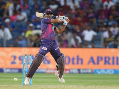 Finisher MS Dhoni rewinds the clock, Rising Pune Supergiant beat Sunrisers Hyderabad