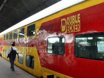Double-decker overnight AC train to be launched in July