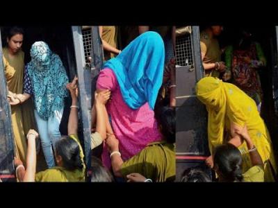 بنگلورو:ہائی پروفائل سیکس ریکیٹ کا پردہ فاش، ہیڈ کانسٹیبل سمیت 7گرفتار
